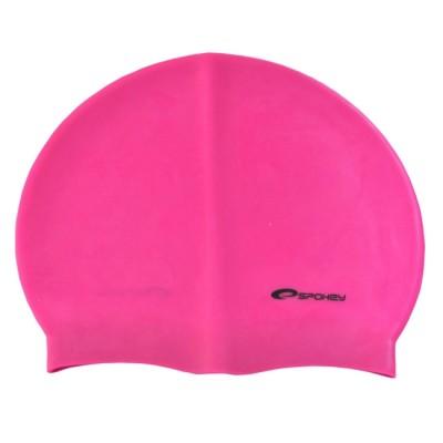 Шапочка для купания Spokey Summer, розовая