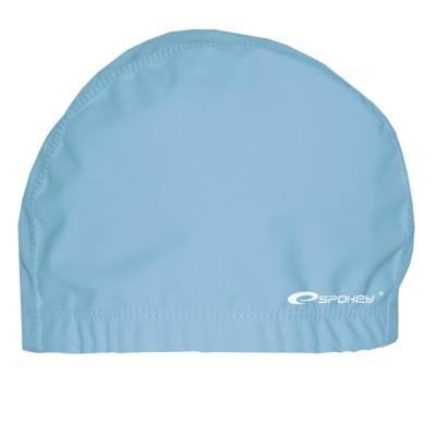 Силиконовая шапочка для плавания Spokey Torpedo, голубая