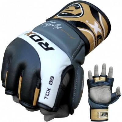 Перчатки ММА RDX Gold