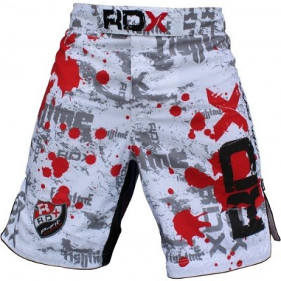 Шорты MMA RDX X3 White