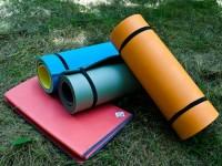 Туристический каремат Tourist Profi — идеальный коврик для похода и тренировок