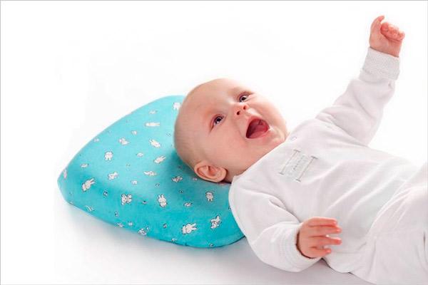 Подушечки для младенцев