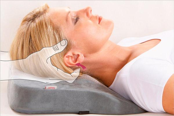 Современные лечебные подушеки