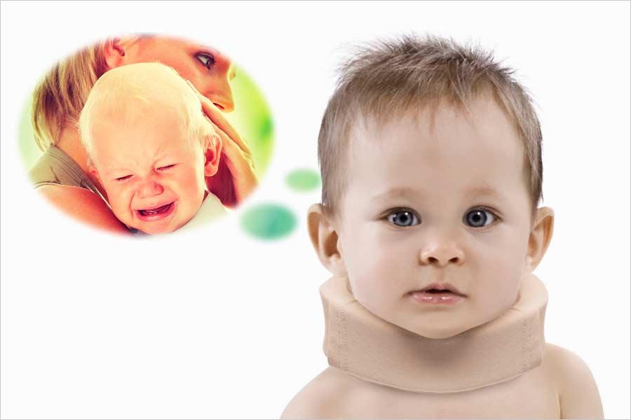 Шина Шанца для младенцев