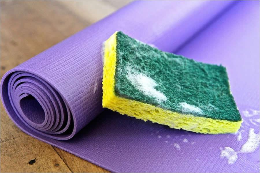 Гигиена коврика для йоги