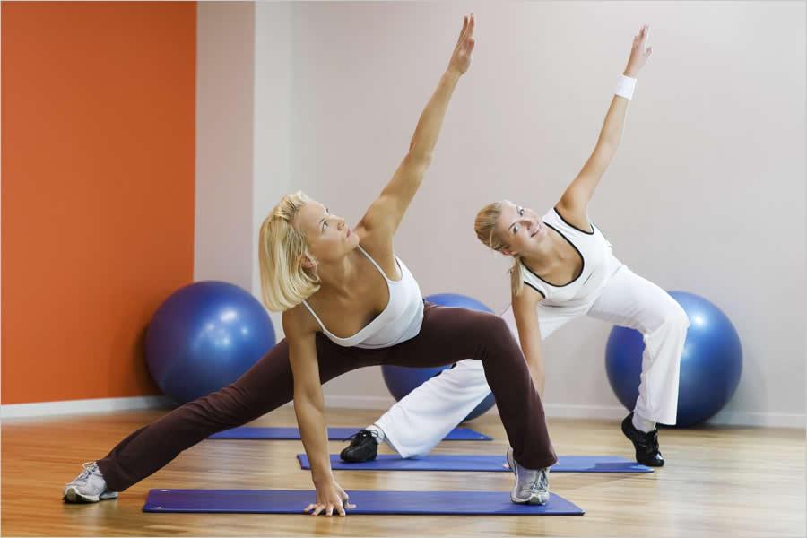 Уход за йога-матом