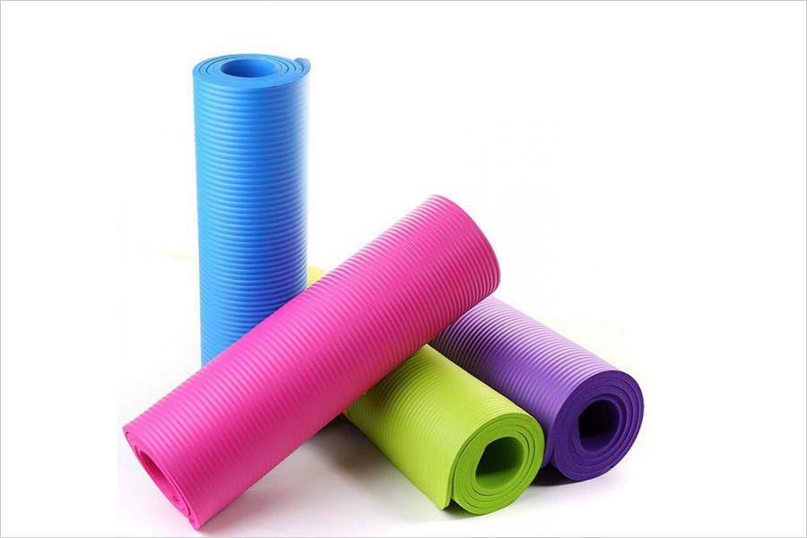 Коврик для йоги и фитнеса Hop-Sport