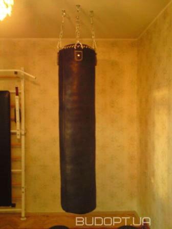 Крепление боксерского мешка к потолку