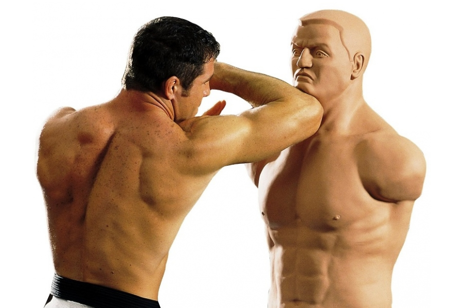 Манекен для бокса