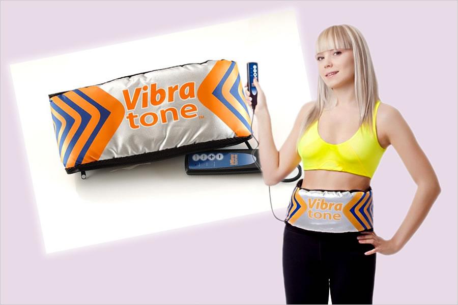 >Пояс Вибротон для похудения