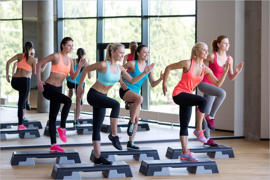Степ для фитнеса