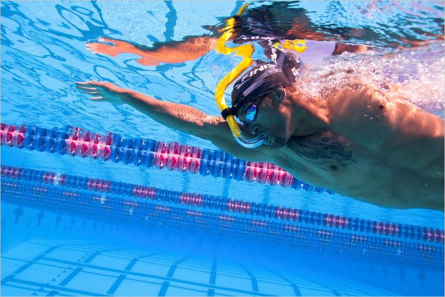 Трубка FINIS Freestyle Snorkel