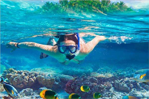 Подводное плавание дайвинг